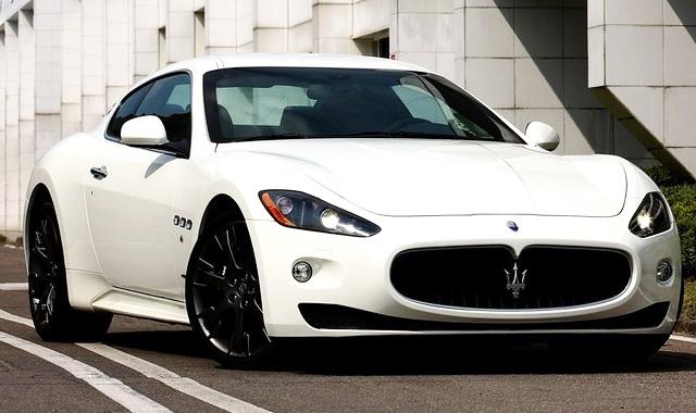 2011 Maserati GranTurismo S Automatic Sport Pack