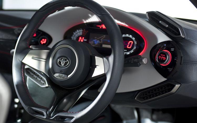 2012 Toyota Ft86