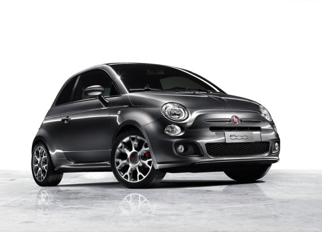 2013 FIAT 500S pictures