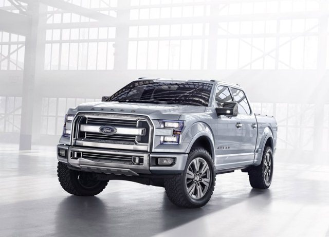 2013 FORD PICK-UP ATLAS Concept