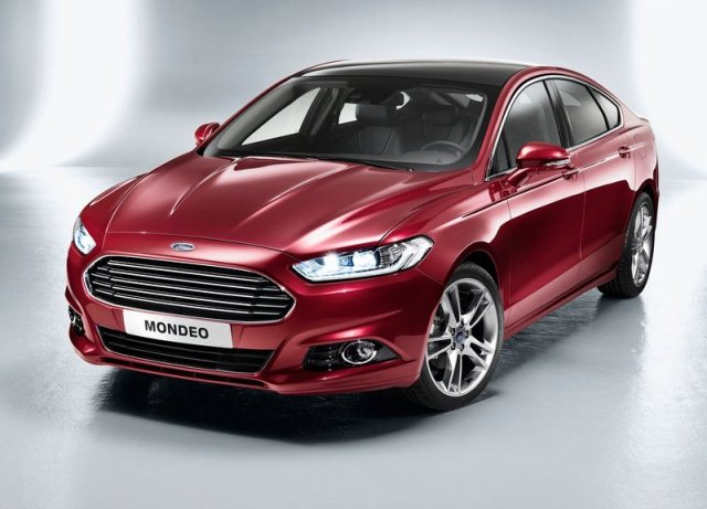 New FORD MONDEO Hatchback