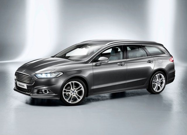 ford mondeo sw picture. Black Bedroom Furniture Sets. Home Design Ideas
