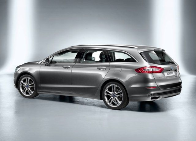 New FORD MONDEO TOURER