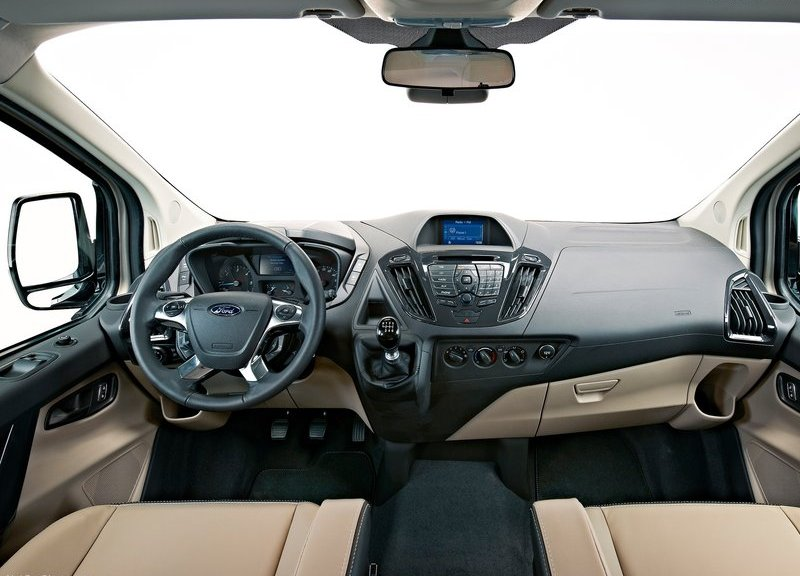 2013 FORD Transit dashboard 2013 YENİ FORD TRANSİT