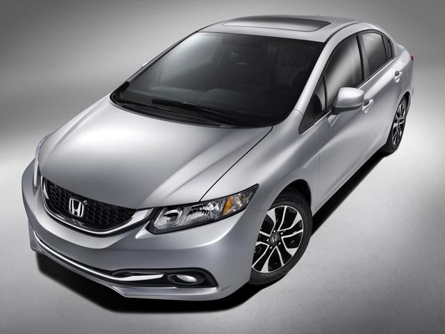 Restyle Honda Civic Sedan