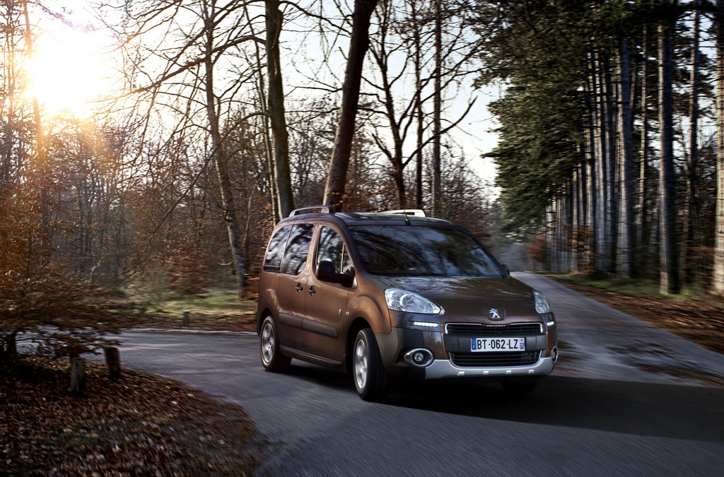 Peugeot Partner Tepee 2013 - Fotos de coches - Zcoches
