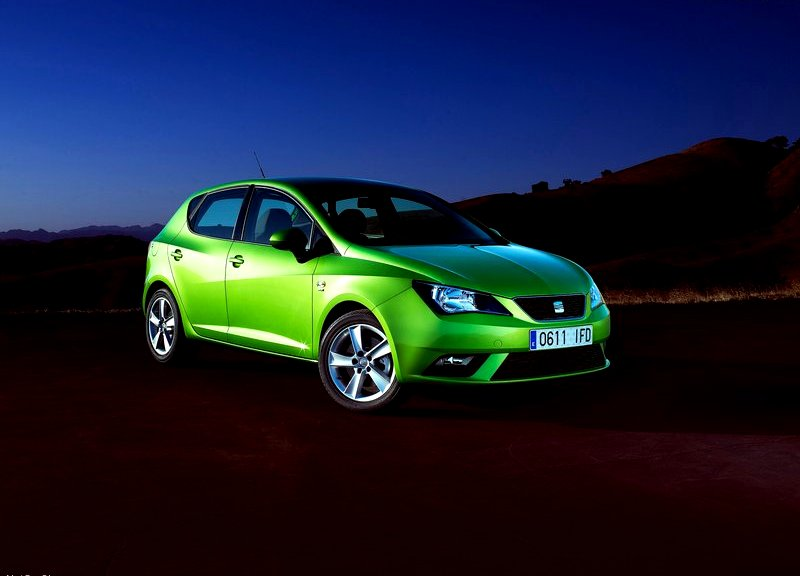2013 seat ibiza seat ibiza oopscars. Black Bedroom Furniture Sets. Home Design Ideas