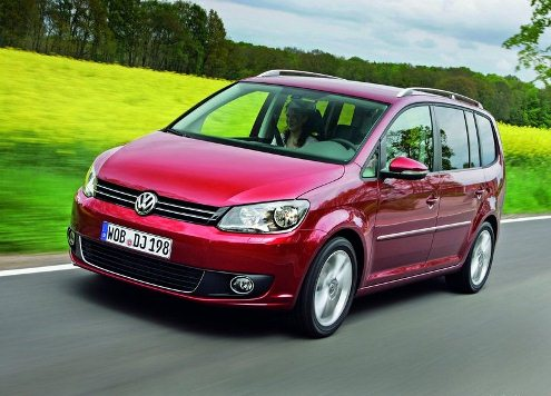 2013 VW TOURAN pic 1 2013 VW TOURAN