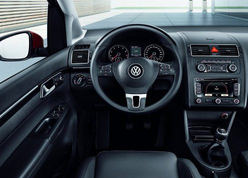 2013 VW TOURAN
