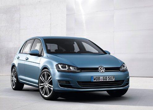 New VW GOLF VII -Neuer VW GOLF VII
