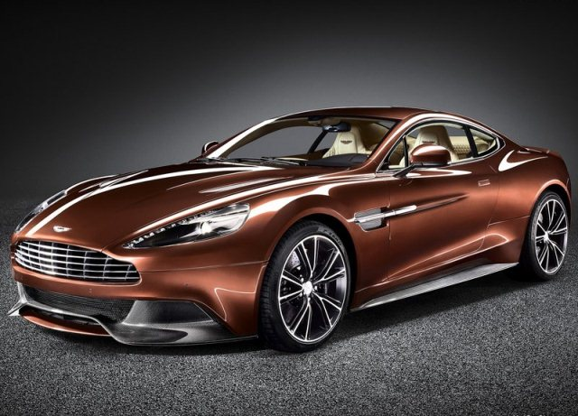 Vanquish Aston Martin 2013