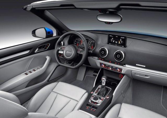 2014 AUDI A3 Cabrio