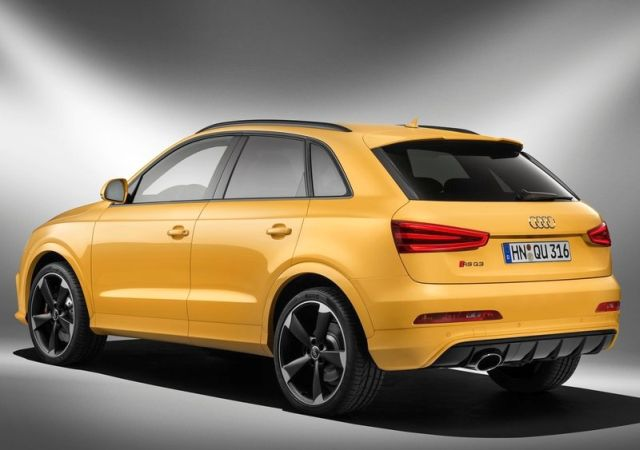 2014_AUDI_RS_Q3_Suv_Yellow_rear_pic-5