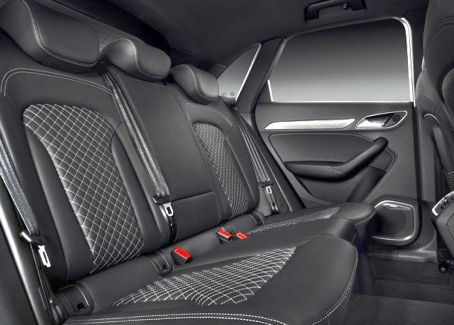 2014 nouveau AUDI RS Q3 SUV