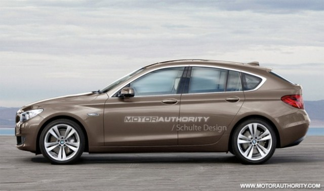 New BMW 1 Serie  GT