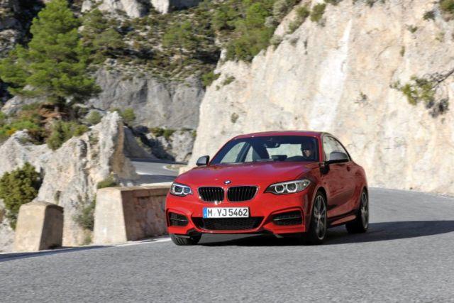 2014 novo BMW 2 Series COUPE