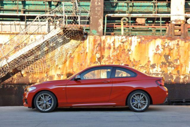 2014 Neuer BMW 2 Series COUPE