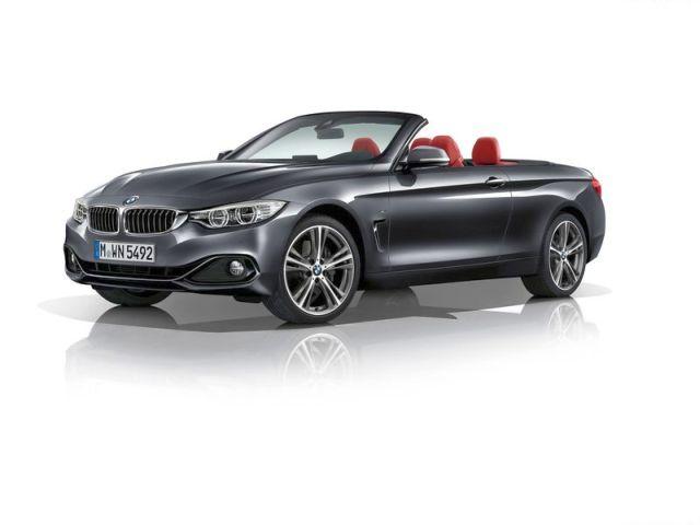 2014 Novo  BMW 4 Cabrio