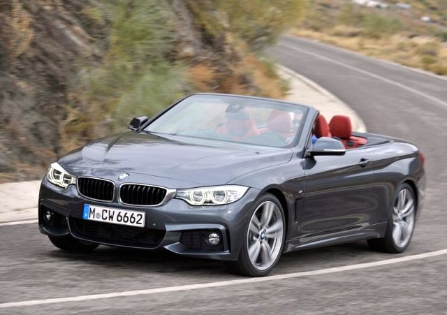 2014 nouveau BMW 4 Cabrio