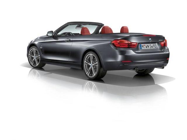 2014 Neuer BMW 4 Cabrio