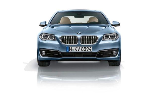 BMW 5 SERIES ACTIVE HYBRID