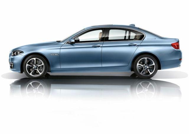2014 BMW 5 ActiveHybrid