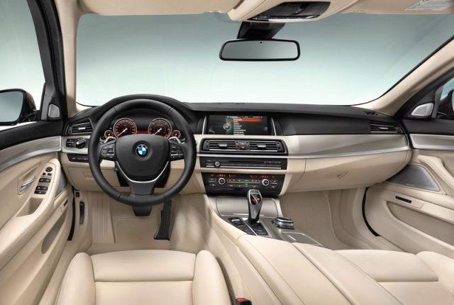 2015 BMW 5 SERIES TOURING