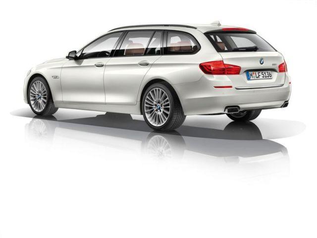 2014_BMW_5_SERIES_TOURING_white_rear_pic-4