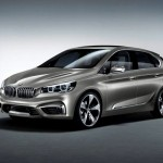 BMW Active Tourer concept 2014