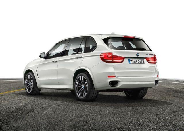 2014 NOUVEAU BMW X5 M50d SUV