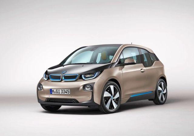 2014 BMW i3 Electric Car