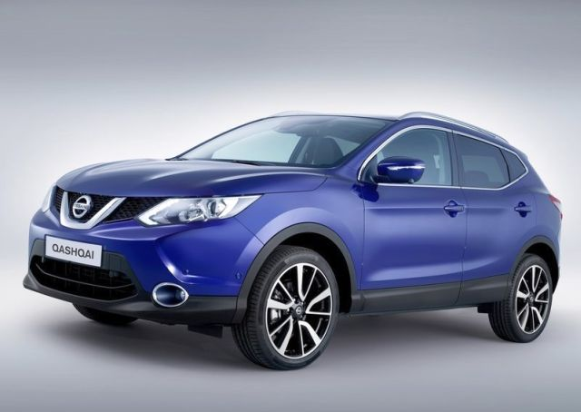 2014 new nissan qashqai crossover 4x4. Black Bedroom Furniture Sets. Home Design Ideas