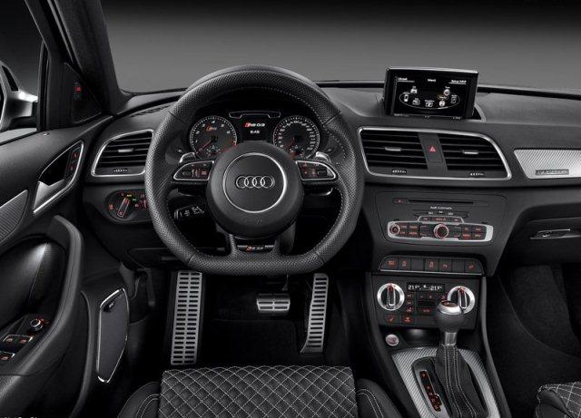 2014 AUDI Q3 RS