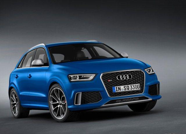 2014_Blue_Audi_Q3_RS_front_pic-1