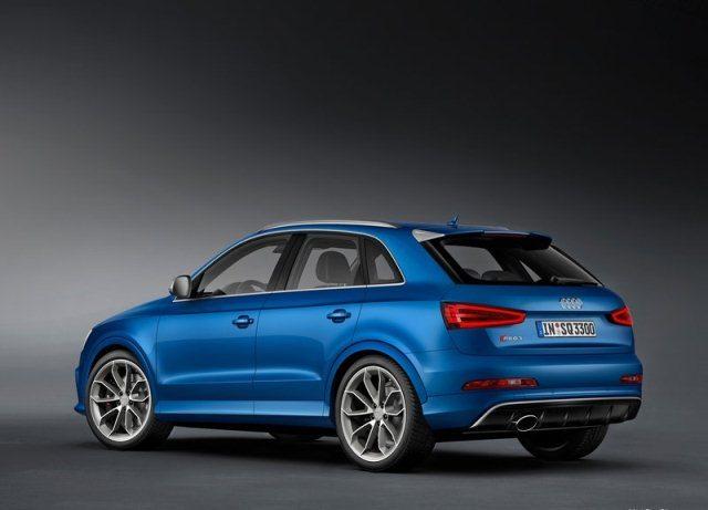 2014_Blue_Audi_Q3_RS_rear_pic-3