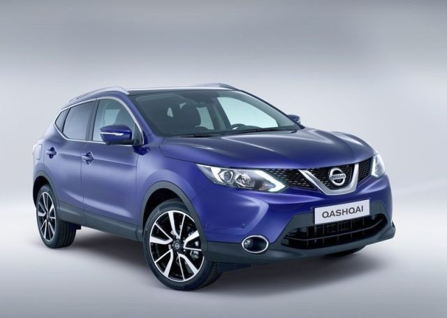 2014 new nissan qashqai crossover 4x4 oopscars. Black Bedroom Furniture Sets. Home Design Ideas