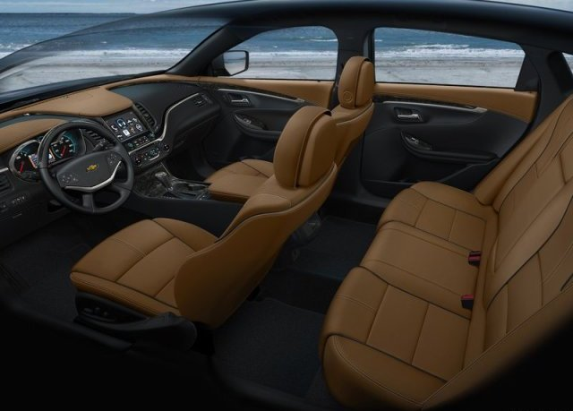 2014_CHEVROLET_Impala_pic-seats_8