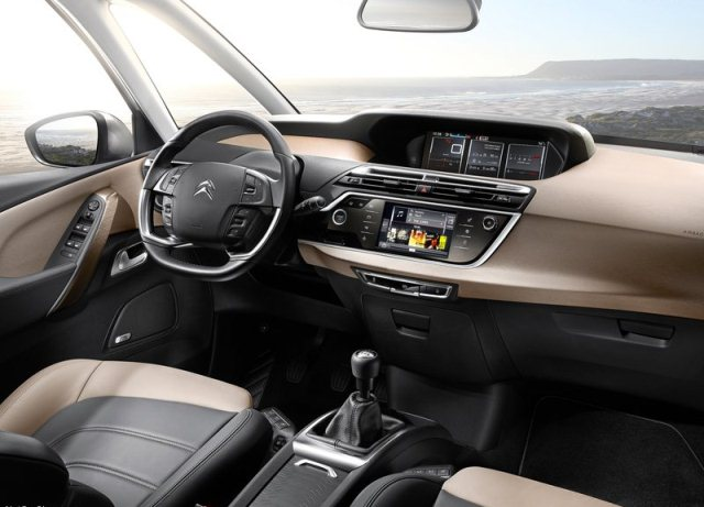 2014 CITROEN C4 PICASSO dashboard pic 91 2014 Citroen C4 PICASSO...www.oopscars.com...!