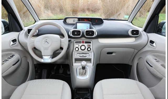2014 Citroen C3 Picasso Restyle Oopscars