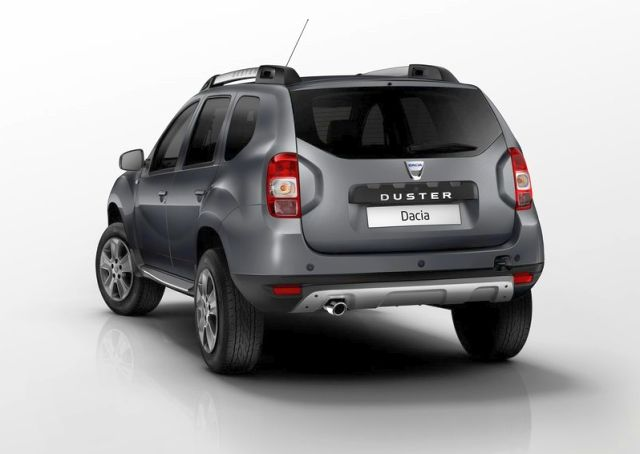 2014 DACIA DUSTER restyle