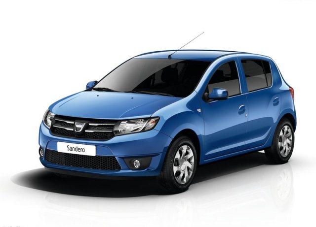 2013 Dacia Sandero 2