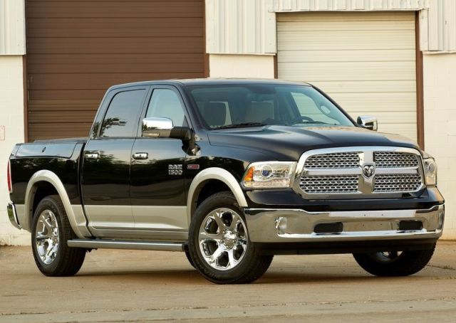 2014 New DODGE RAM 1500 pick-up