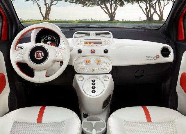 2014 FIAT 500 Electric
