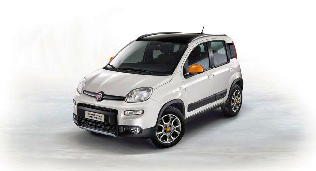 2014 neuer FIAT PANDA 4X4 SUV