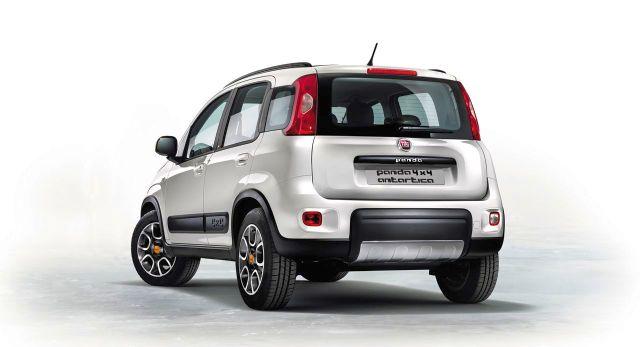 2014 FIAT PANDA 4X4 rear pic 2 2014 FIAT PANDA 4X4 SUV