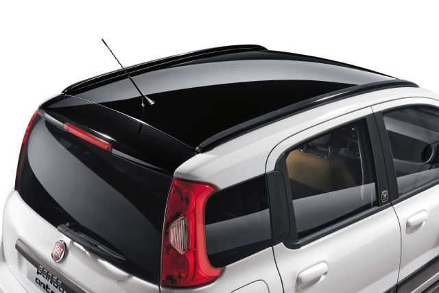 2014 nouveau FIAT PANDA 4X4 SUV