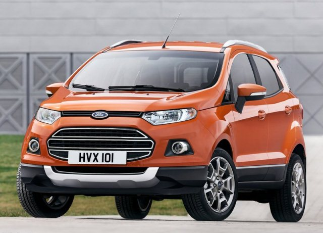 FORD ECOSPORT-Crossover