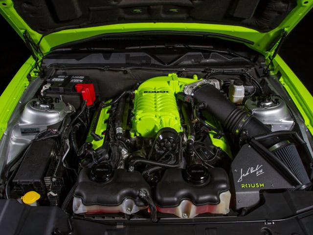 2014 FORD MUSTANG TUNED by ROUSCH PERFORMANCE
