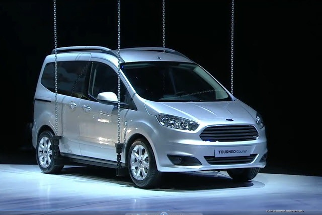 FORD minicargo COURIER