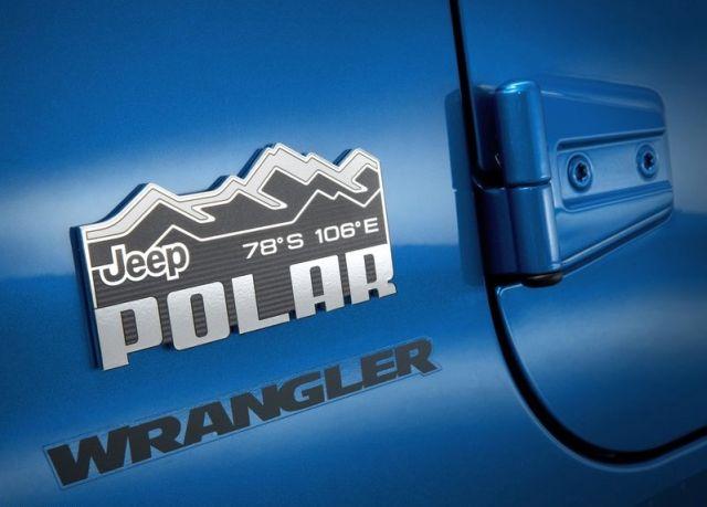2014 JEEP WRANGLER POLAR  Suv